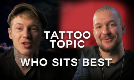 Tattoo Topic – Who sits best