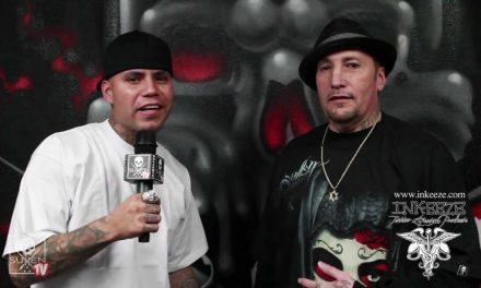 Freddy and Isaiah Negrete visit the new Sullen Headquarters