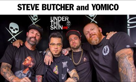 Steve Butcher and Yomico Moreno – Under The Skin Podcast | SullenTV