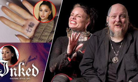Tattoo Artists React To Tattoo Mistakes On Celebrities | Tattoo Artists Answer
