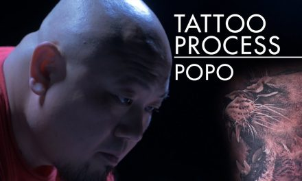 Tattoo Process – Popo