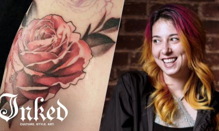 So You Want A Floral Tattoo   Tattoo Styles