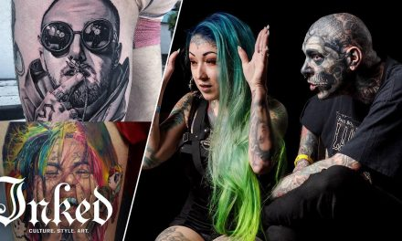 Tattoo Artists Judge Which Tattoo Is Better | Tattoo Artists Answer