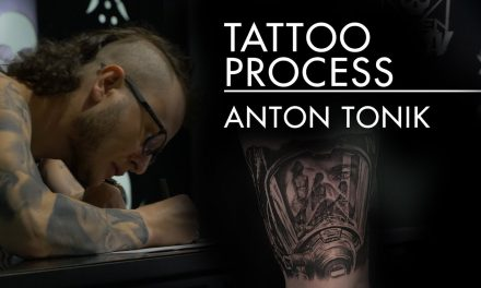 Tattoo Process – Anton Tonik