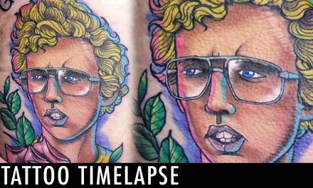 Tattoo Timelapse – James Mullin