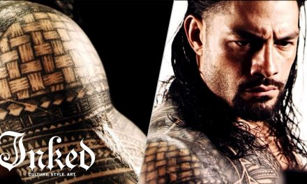 WWE's Roman Reigns Tattoo Tour | INKED
