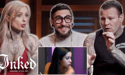 Ink Master's Top Moments With Ryan Ashley, DJ Tambe, & Cleen Rock One | INKED