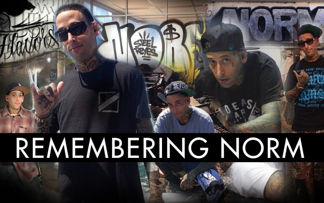 Remembering Norm 11/6/74 – 10/11/19