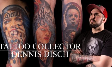 Tattoo Collector – Dennis Disch