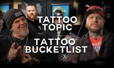 Tattoo Topic – Tattoo Bucketlist