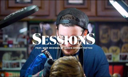 Tattoodo | Sessions: Traditional Tattooist Keir McEwan in Honolulu