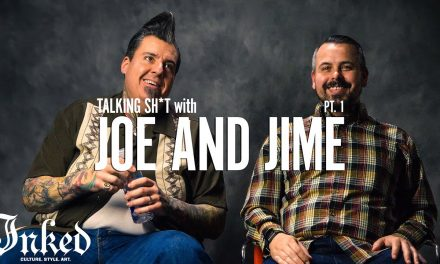 Talking Sh*t with Joe and Jime Part 1
