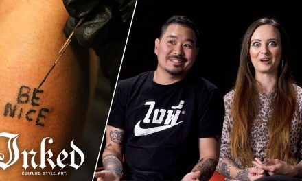 Tattoo Artists Discuss Hand Poked Tattoos | Tattoo Artists React
