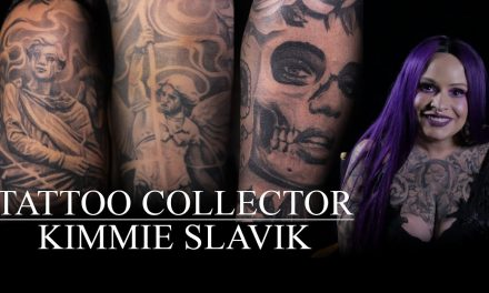 Tattoo Collector – Kimmie Slavik