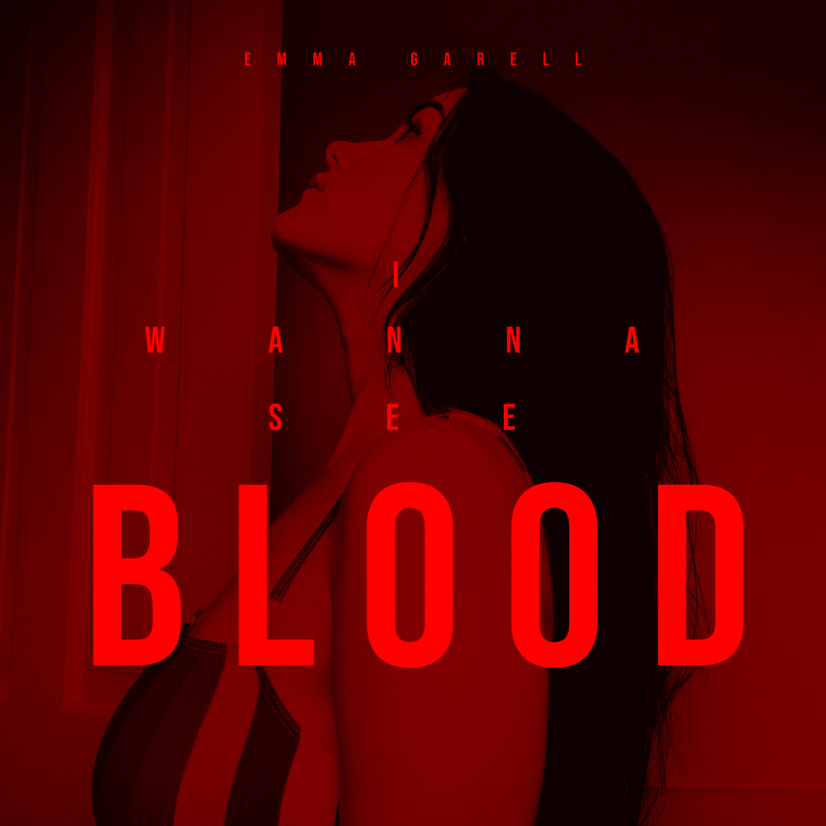 I Wanna See Blood Cover