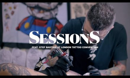 Stef Bastian Tattoos a Goddess Kali Bent Back Tattoo | Tattoodo | Sessions