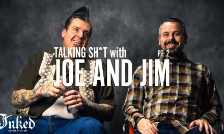 Talking Sh*t with Joe and Jime Part 2