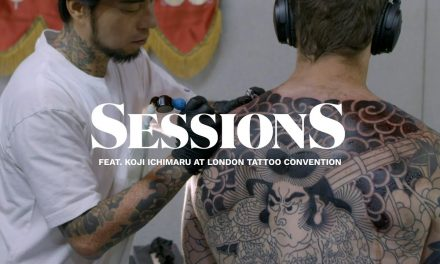 Koji Ichimaru Tattoos a Suikoden Inspired Japanese Tattoo  | Tattoodo | Sessions