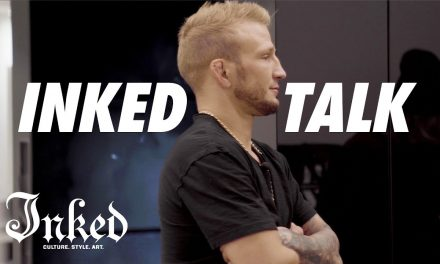 UFC's T.J. Dillashaw Talks Suspension, Family and the Future | Inked Talk