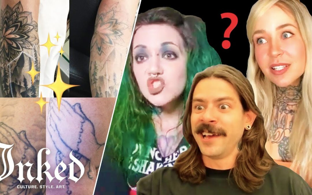 To Remove or Not to Remove: Tattooers on Tattoo Removal | Tattoo Artists React