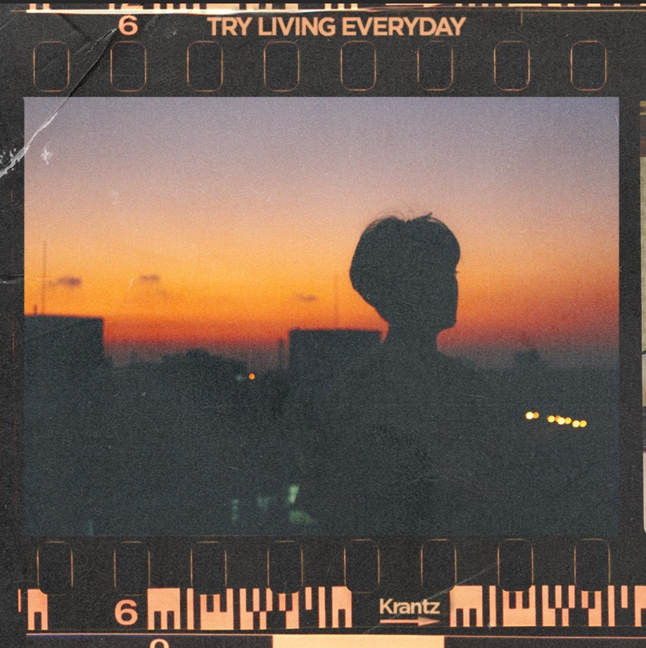 Try Living Everyday Cover