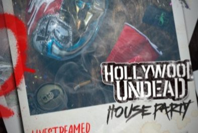 HOLLYWOOD UNDEAD | Danny Wimmer Presents Announce 'The Hollywood Undead House Party' Global Pay-Per-View Event 18th December, 2020