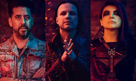 """A PRIMITIVE EVOLUTION Releases Official Music Video for """"Ghost"""""""