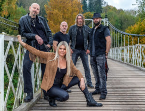 UK Rockers | ICONIC EYE | Release Title Track And Video 'Back From Behind The Sun' From Forthcoming EP.