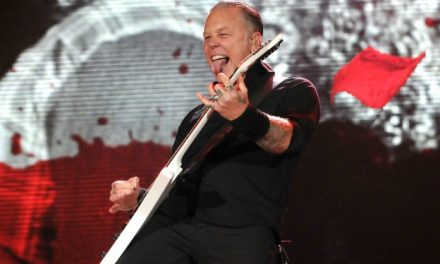 """LARS ULRICH  """"Metallica Are In A Very Healthy Place."""""""