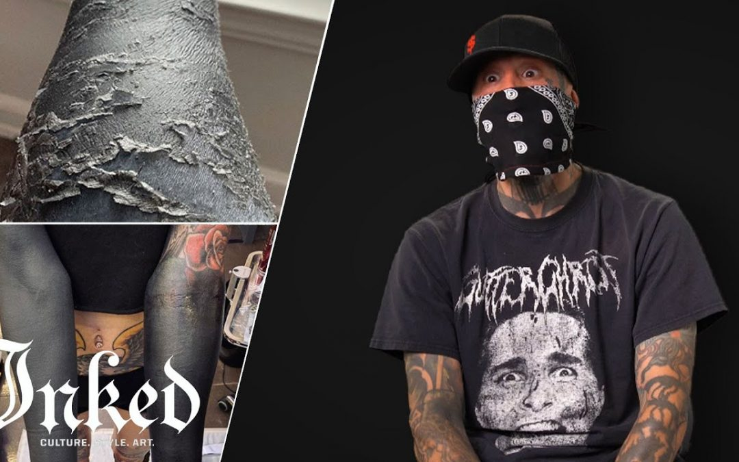A Blackout Tattoo Will Change Your Life | Tattoo Styles