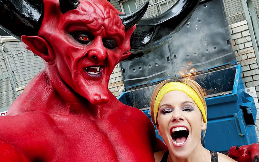 MATCH MADE IN HELL – A LOVE STORY FOR 2020