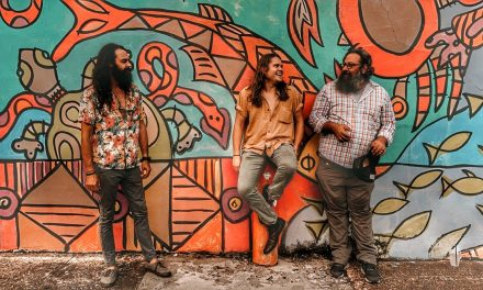 ROYAL HORSES Release Debut LP, 'A Modern Man's Way to Improve'