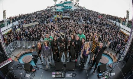 ShipRocked – Rescheduled To 22-27 January, 2022 On Carnival Breeze From Galveston, Texas With Stops In Costa Maya & Cozumel, Mexico