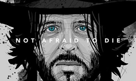 """IAN ABEL BAND Releases New Single, """"Not Afraid to Die""""!"""