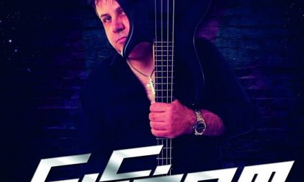 """C.C. STORM Releases Official Lyric Video for """"Cross"""""""