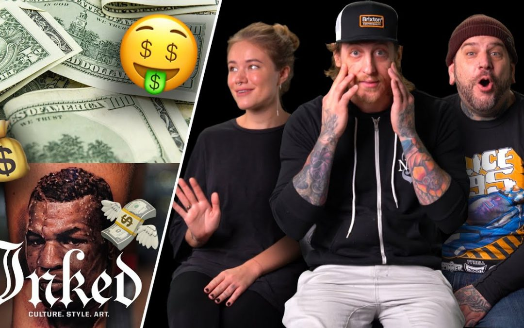 'Do You Want a Good Tattoo or a Cheap Tattoo?' How Artists Set Prices   Tattoo Artists React