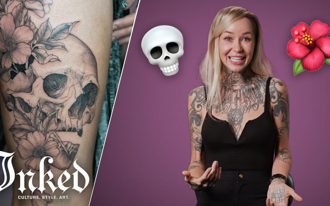 Sara Fabel Shows Us Why Skulls and Roses Will Never Got Out of Style | Tattoo Styles