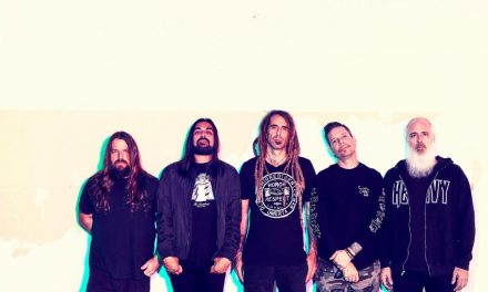 LAMB OF GOD Premieres Video for 'Ghost Shaped People' from Deluxe Version of Critically Acclaimed Self-Titled Album.