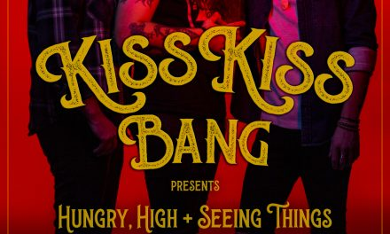 """KISS KISS BANG Release Official Music Video For """"High Price (for Peace of Mind)"""""""