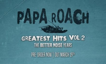 PAPA ROACH | Announce 'GREATEST HITS VOL. 2: IN CONVERSATION' Livestream Event Hosted By Allison Hagendorf.