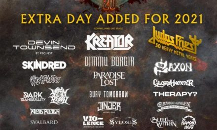 Sixteen Weekends Until 'BLOODSTOCK 2021 (UK) Updates And More Bands Now Confirmed.