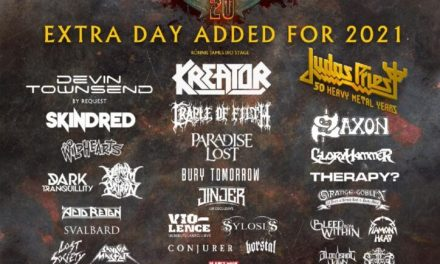 BLOODSTOCK.. More Bands Announced For 2021 (UK).