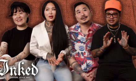 Exploring the Asian American Experience in Tattooing | Intersectional Ink