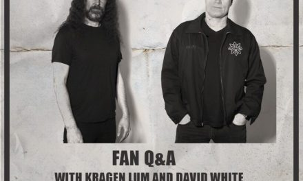 HEATHEN | Announce Twitch Fan Q&A This Friday 7th May.