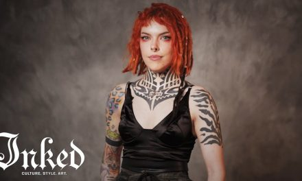 'I Have No Idea What I Look Like to Other People' Victoria Rose | Heavily Inked