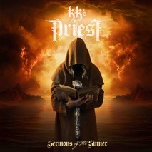 KK'S PRIEST | Releases New Song And Video ' Hellfire Thunderbolt' From Upcoming Debut Album 'Sermons Of The Sinner' (Video)