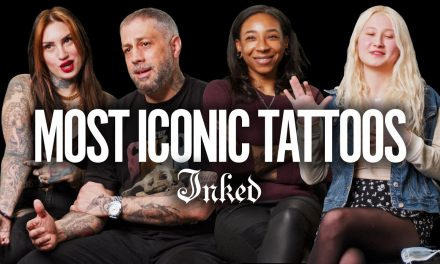 'When You Think of A Tattoo, What Do You See?' The Most Iconic Tattoos | Tattoo Artists React
