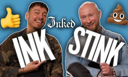 'I Almost Threw Up on a Girl While I was Tattooing' Anatole and Bryan | Ink or Stink