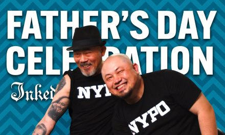 Popo Zhang on Giving His Father His First Tattoo at 65 | Tattoo Stories