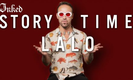 'Sailor Jerry Talked To Me From His Grave' Lalo Yunda | Tattoo Stories
